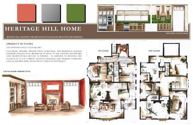 Superieur Interior Design Portfolio By Vanessa DeKoekkoek