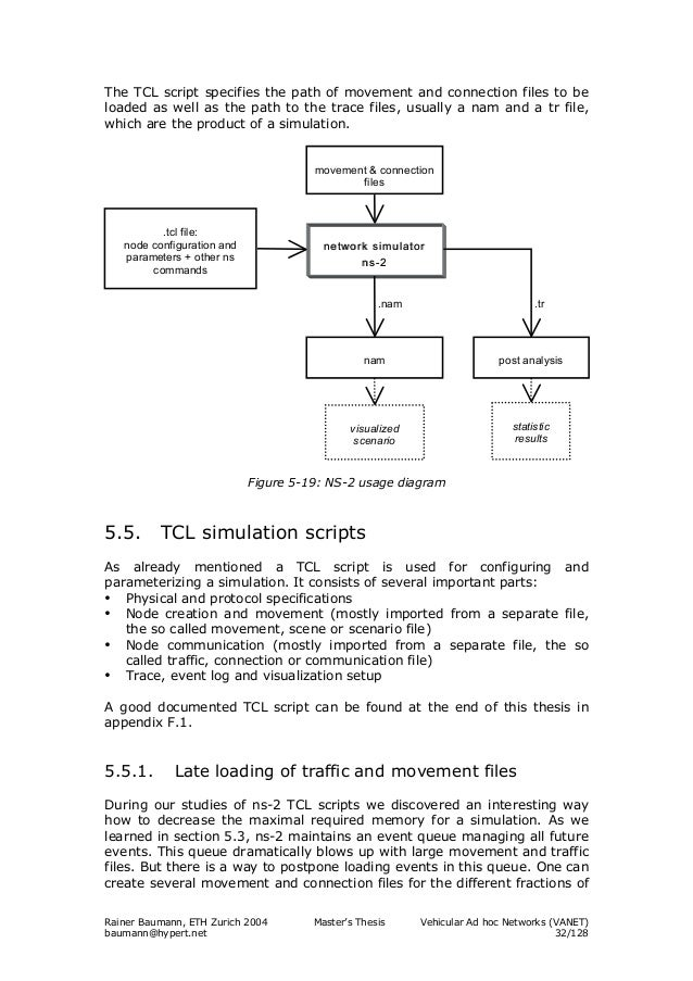 vanet thesis Regarding traffic efficiency, this thesis proposes two algorithms that make use of vehicular communication techniques to monitor and forecast short-term traffic conditions we first improved our knowledge on drivers' behavior by analyzing real vehicular data traces, and proposes a mixture model for the vehicles interarrival time.
