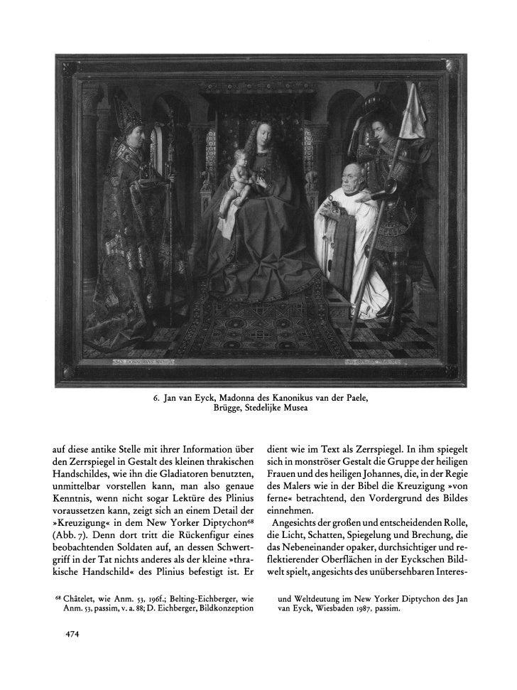 6. Jan van Eyck, Madonnades Kanonikusvan der Paele,                                          Briigge,StedelijkeMusea    au...
