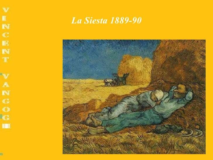 La Siesta 1889-90