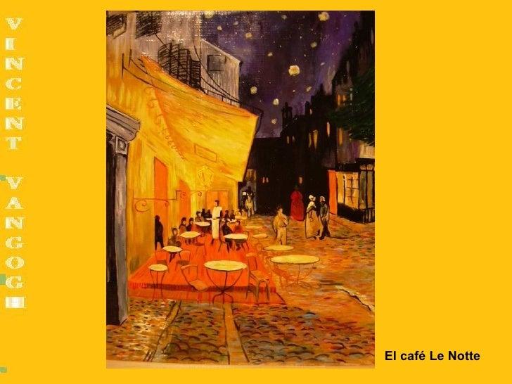 Terraza de café   de noche