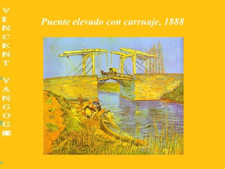 Puente elevado con carruaje, 1888