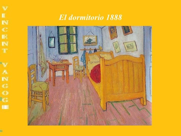 El dormitorio 1888