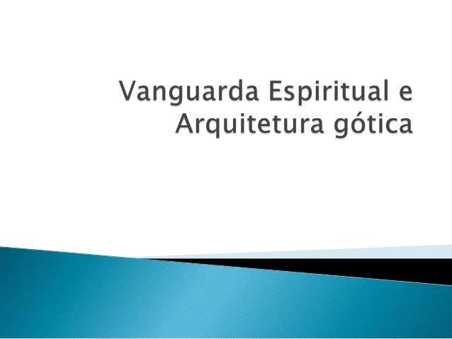  Arquitetura gótica é um estilo arquitetónico que segundo pesquisas, é evolução da arquitetura românica e precede a arqui...