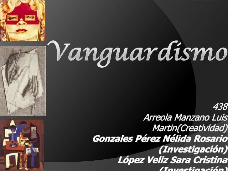 Corriente literaria vanguardista for Caracteristicas del vanguardismo