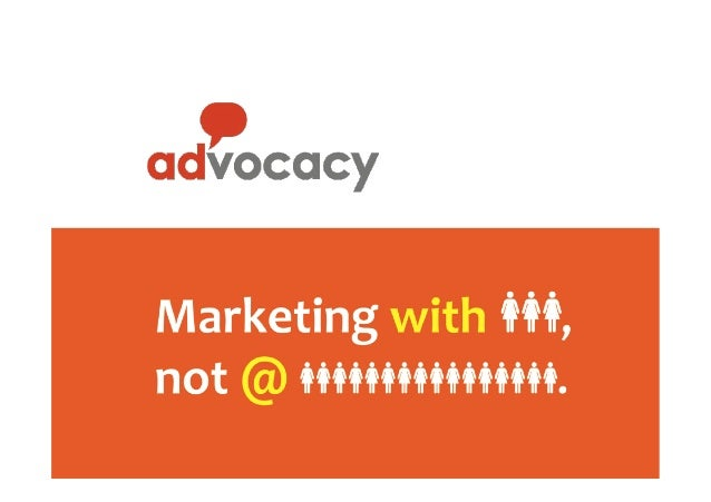 Between Colleagues  We  create      Between Family  Real  Consumer      Advocates        who  do  ge...