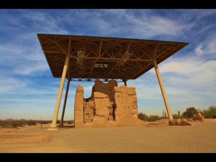 Pew Site compound, Mesa