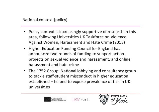 Keynote Panel: How different national, cultural and institutional contexts frame sexual violence and disclosure. Slide 3