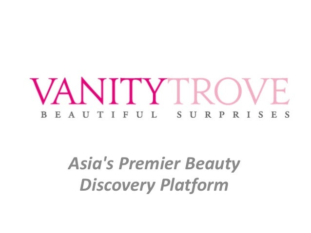Asias Premier Beauty Discovery Platform