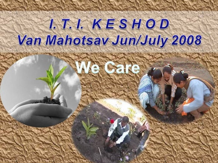 The significance of van mahotsav for