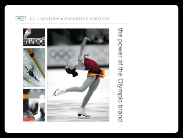 play 'Soul of the Olympic Games' dvd                                       the power of the Olympic brand