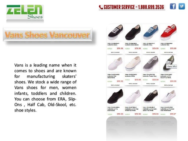 Vans is a leading name when it comes to shoes and are known for manufacturing skaters' shoes. We stock a wide range of Van...