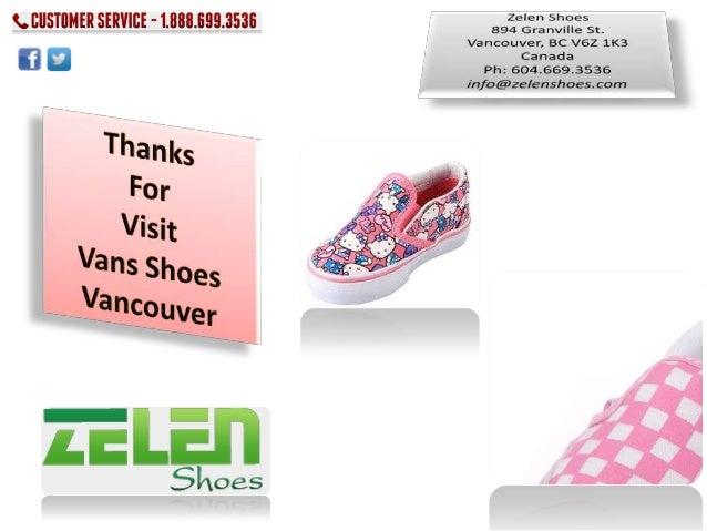Vans shoes vancouver