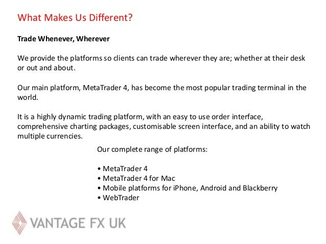 Vantage fx binary options review
