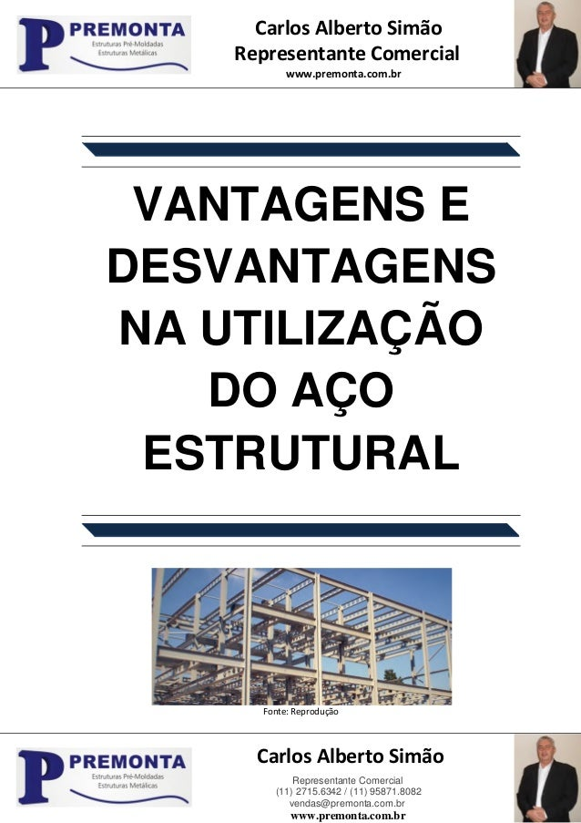 Carlos Alberto Simão Representante Comercial www.premonta.com.br Carlos Alberto Simão Representante Comercial (11) 2715.63...