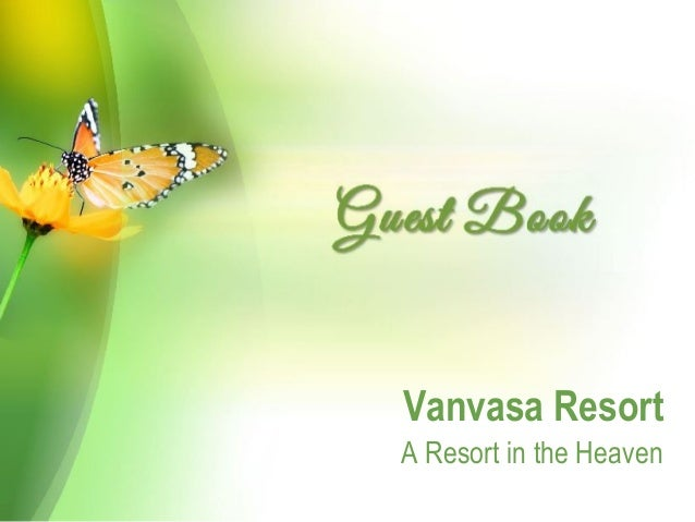 Vanvasa Resort A Resort in the Heaven