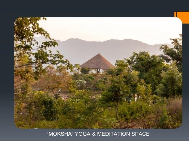 """""""MOKSHA"""" YOGA & MEDITATION SPACE"""