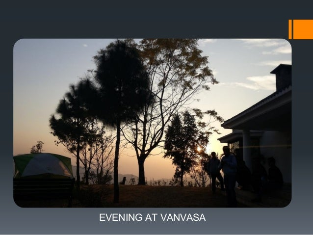 EVENING VIEW