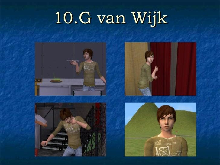 10.G van Wijk