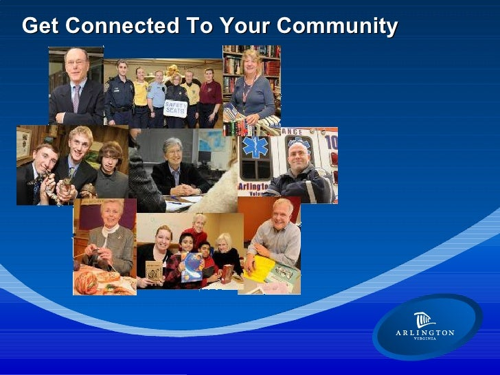 Get Connected To Your Community