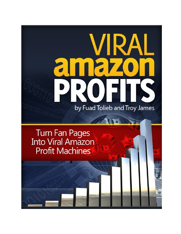 You are about to learn the tips and tricks of how to profitusing Amazon's affiliate program within Facebook fan pagesto cr...