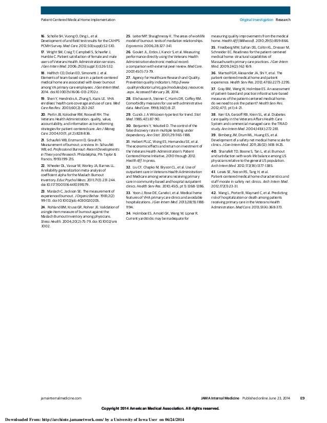 Va pcmh study 6 2014[1]