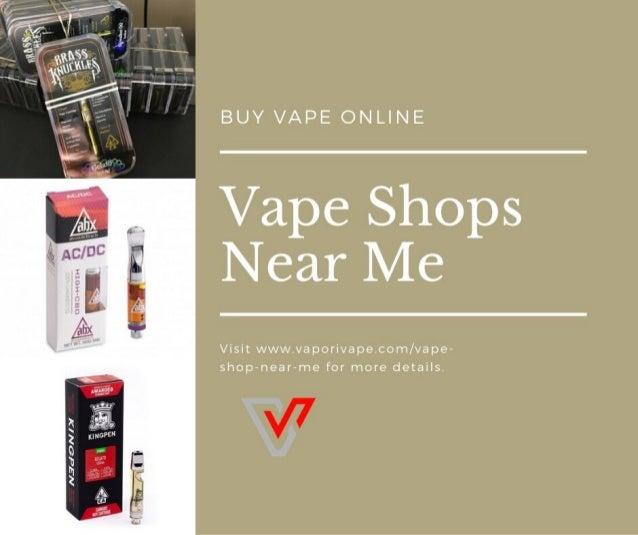 Vape Shops Near Me - Buy Vape Online
