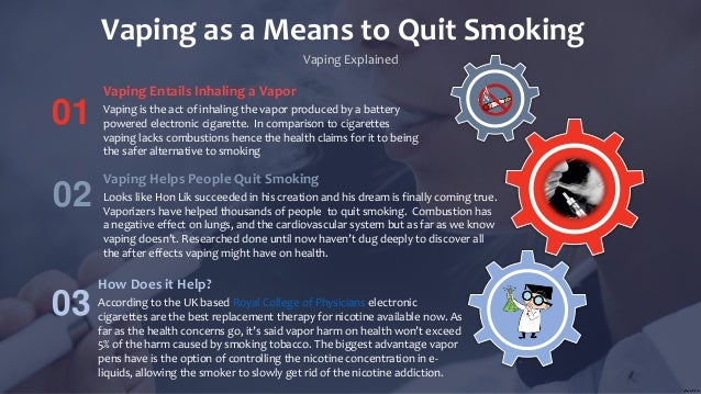 Nicotine Free Vaping Infographic