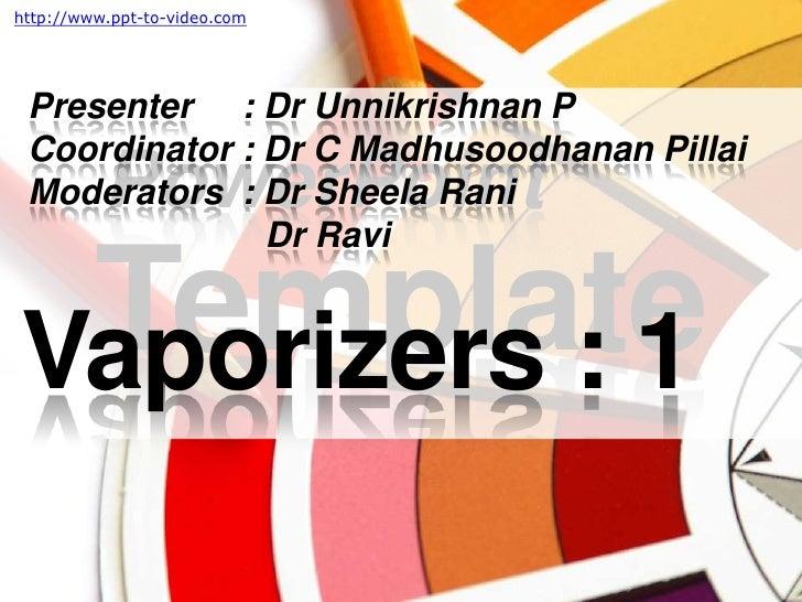 http://www.ppt-to-video.com<br />Presenter     : Dr Unnikrishnan P<br />Coordinator : Dr C MadhusoodhananPillai<br />Moder...