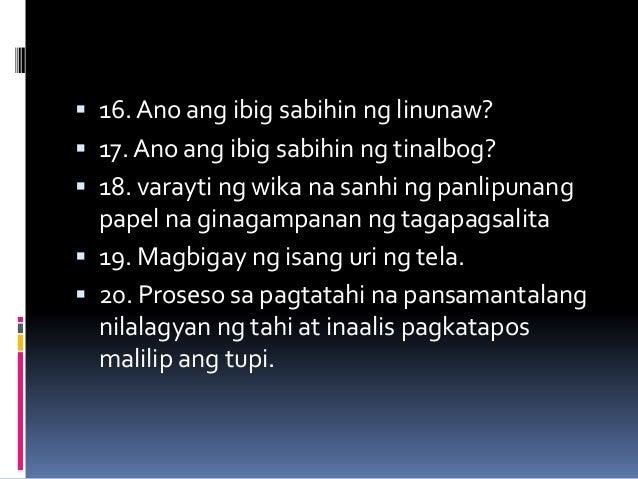 magbigay ng halimbawa ng sarswela Ilang halimbawa ng zarzuela / sarswela: 1 walang sugat ni severino reyes 2  dalagang bukid 3 budhing nagpahamak.