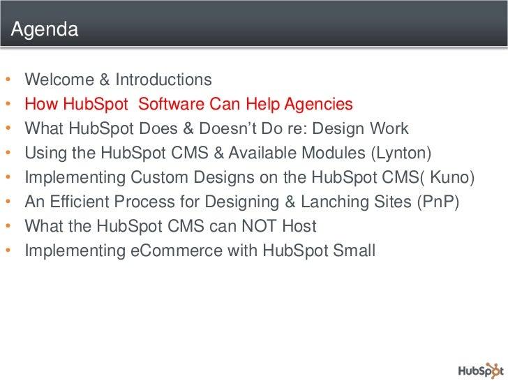 Designing Website on HubSpot's CMS Slide 2