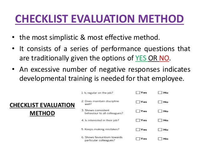 Performance Evaluation Tips To Get The Most Out Of Your Performance