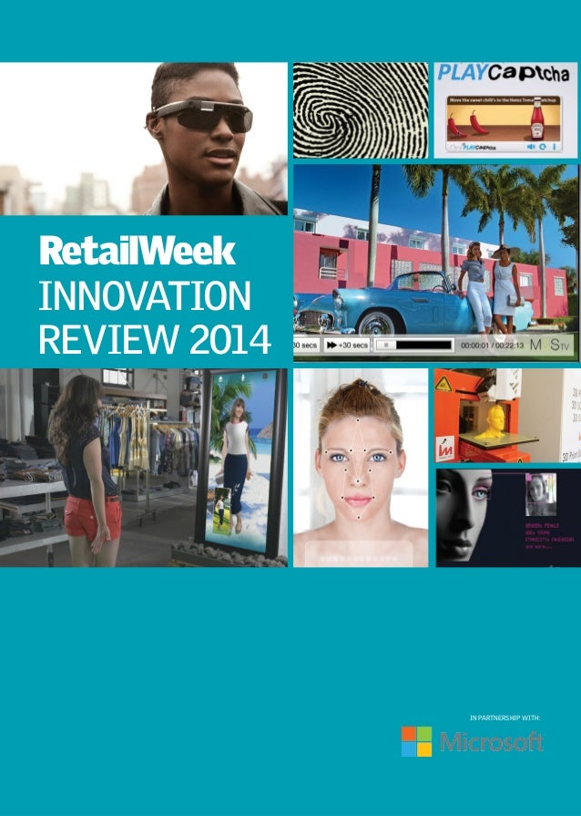 IN PARTNERSHIP WITH: INNOVATION REVIEW 2014