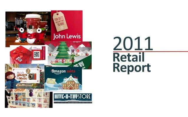 2011 Retail Report