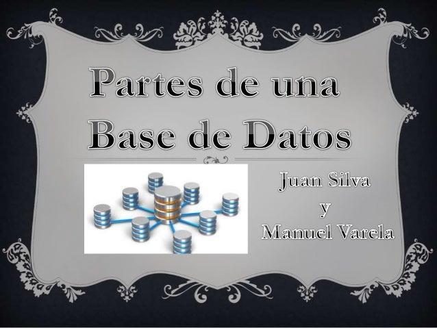  Una base de datos o banco de datos es un conjunto de datos pertenecientes a un mismo contexto y almacenados sistemáticam...