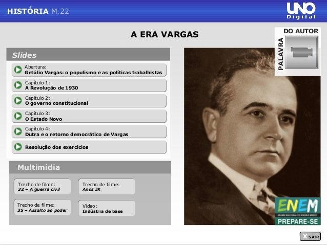 HISTÓRIA M.22                                                                    DO AUTOR                                 ...