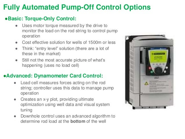 Variable frequency drives rod pump control podcast
