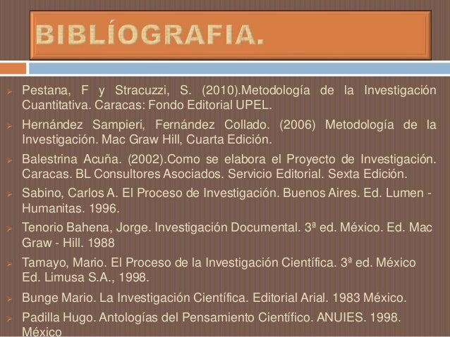 metodologia dela investigacion cuantitativa stracuzzi y pestana 2006 pdf