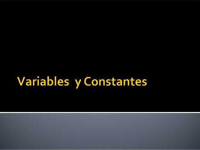  Las variables nos permitirán almacenar, durante la ejecución de nuestro sistema, diferentes valores útiles para el funci...
