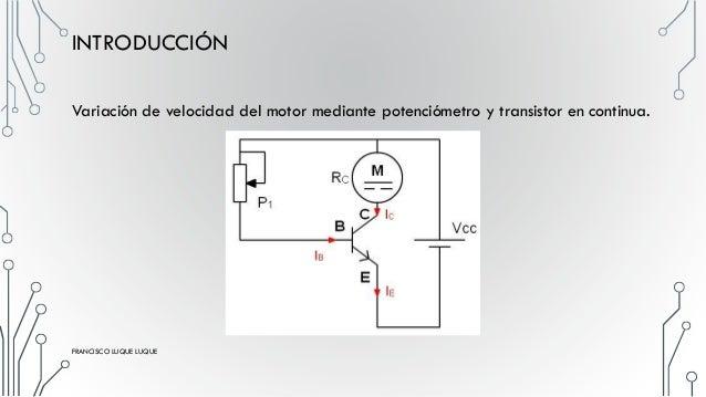 Definición: Dispositivo electrónico que permite el control sobre motores eléctricos. INTRODUCCIÓN Sistema de monitorizació...