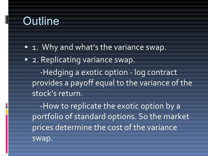 Variance Swaps | Request PDF