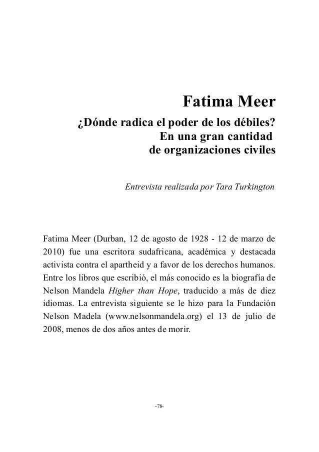 Varias autoras) africana. aportaciones para la descolonización del f…