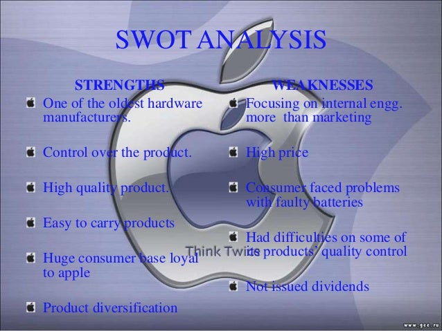 SWOT ANALYSIS    STRENGTHS                    WEAKNESSESOne of the oldest hardware   Focusing on internal engg.manufacture...