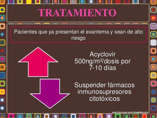 500 unidades formadoras de placa A los 12-15 meses, dosis única Dosis Exantema en un 25% Exantema papulo- vesicular 12.5 a...