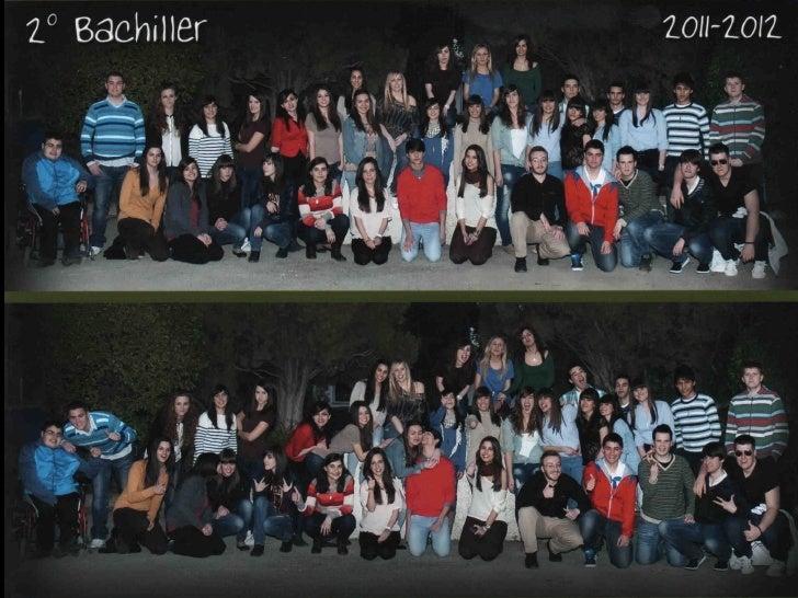 2º Bachillerato (grupo)