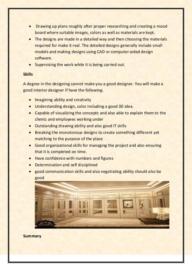 Various interior design job openings available in the star cities