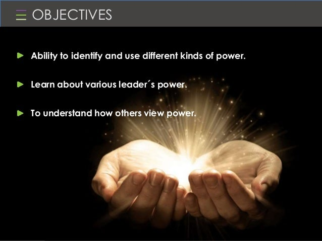 different kinds of power