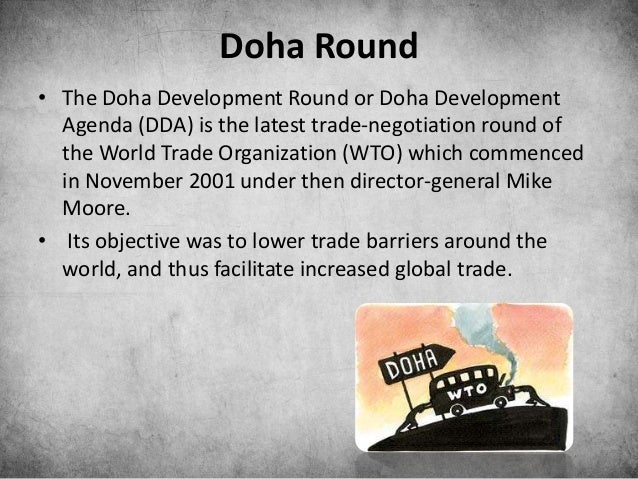 Image result for Doha rounds