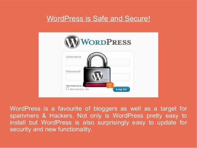 Various Services in WordPress-Development slideshare - 웹