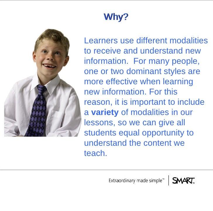 VARK Learning Styles Slide 2